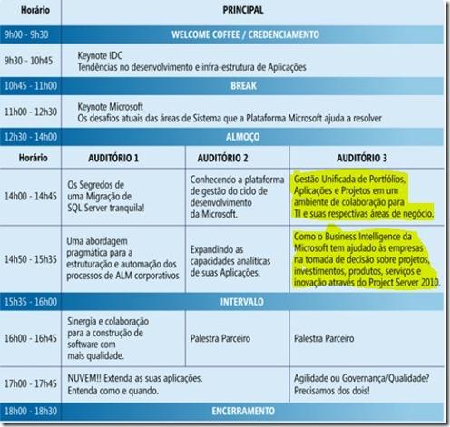 Agenda 2oForum