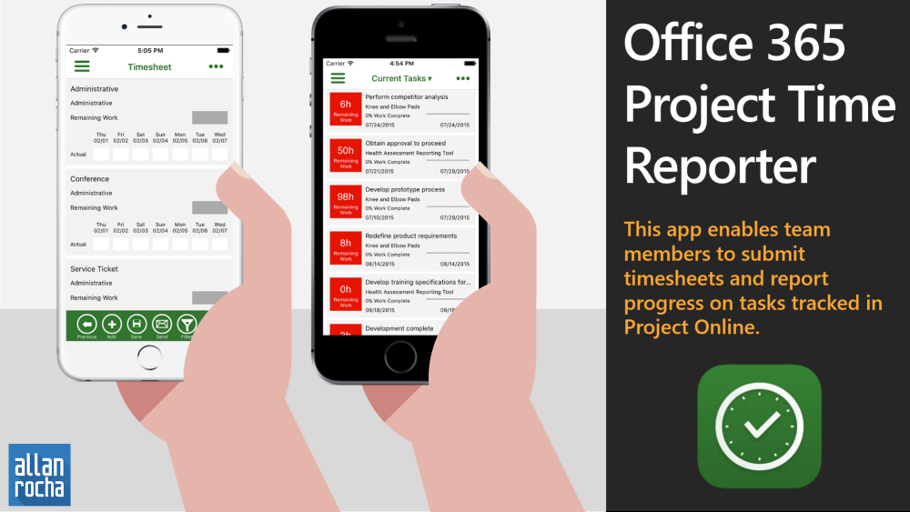 office-365-project-time-reporter